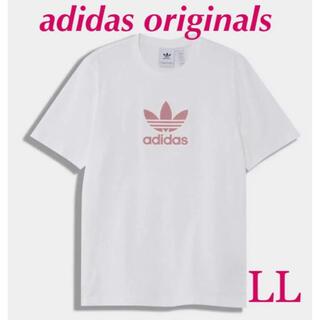 adidas - 新品タグ付き アディダスオリジナルス トレフォイル tシャツ ホワイト