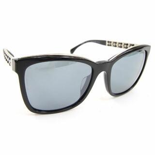 シャネル(CHANEL)の シャネル サングラス ココマーク 5360 ブラック(サングラス/メガネ)