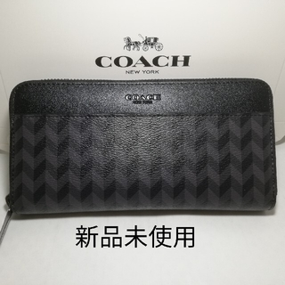 COACH - COACH コーチ 柄 長財布