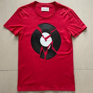 マルタンマルジェラ(Maison Martin Margiela)のメゾン マルジェラMaison Margiela プリント Tシャツ 46(Tシャツ/カットソー(半袖/袖なし))