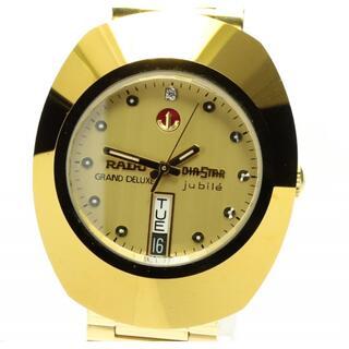 ラドー(RADO)の☆美品 ラドー ダイアスター  648.0413.3 自動巻き メンズ 【中古】(腕時計(アナログ))