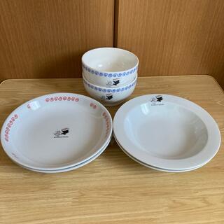 クロネコヤマト 非売品 皿 小どんぶり 6点セット