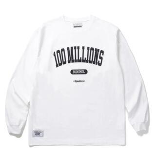 舐達麻 100MILLIONS ロンT 24時間以内発送(Tシャツ/カットソー(七分/長袖))