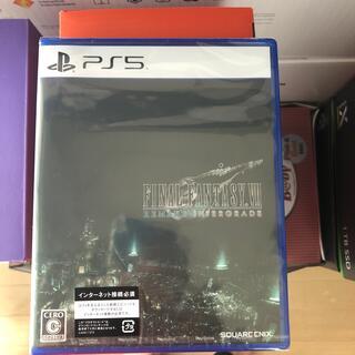 プレイステーション(PlayStation)のファイナルファンタジーVII リメイク インターグレード PS5(家庭用ゲームソフト)