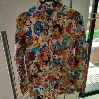 Disney - ディズニー キャラクターシャツ