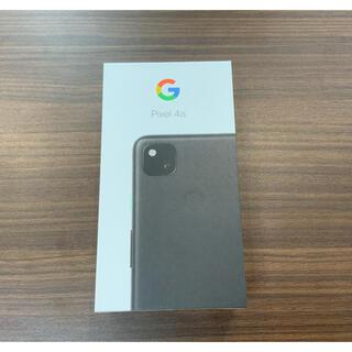 Google - Google Pixel4a 128GB JustBlack