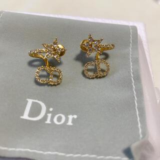 Christian Dior - ディオールピアス 確実正規品 鑑定後評価ok