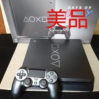 PlayStation4 - PlayStation4 DAYS OF PLAY 1TB