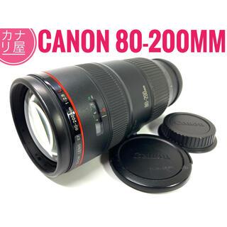 Canon - ✨良品✨CANON EF 80-200mm f/2.8 L
