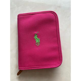 ポロラルフローレン(POLO RALPH LAUREN)のラルフローレン 母子手帳 ピンク(母子手帳ケース)