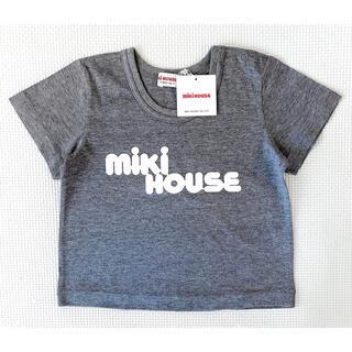 mikihouse - 【新品タグ付】★ミキハウス★MIKI HOUSE★半袖Tシャツ★80