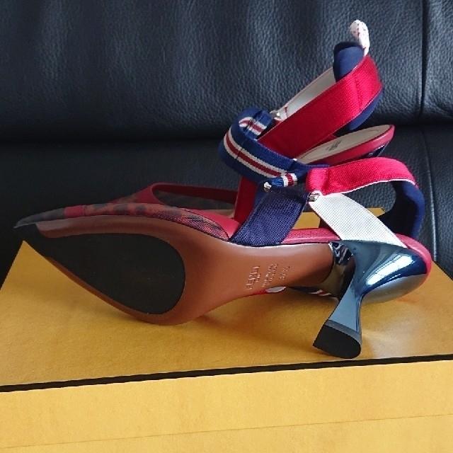 FENDI(フェンディ)の新品✨FENDIサンダル レディースの靴/シューズ(サンダル)の商品写真