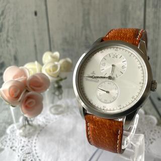 ヴィヴィアンウエストウッド(Vivienne Westwood)の【希少】vivienne ヴィヴィアン 腕時計 レギュレーター メンズ オーブ(腕時計(アナログ))