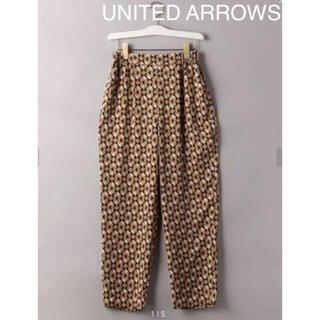 ユナイテッドアローズ(UNITED ARROWS)のUNITED ARROWS テーパードパンツ 36(カジュアルパンツ)