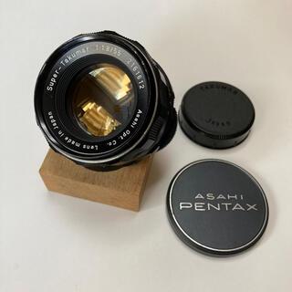 PENTAX - 美良品 M42銘玉 Super-Takumar 55mm F1.8 純正付属
