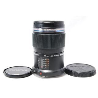 Nikon - OLYMPUS M.ZUIKO DIGITAL 60mm F2.8 Macro