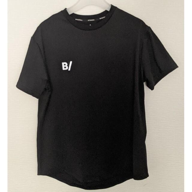 【美品】B/ トレーニングS/S TEE サイズM メンズのトップス(Tシャツ/カットソー(半袖/袖なし))の商品写真