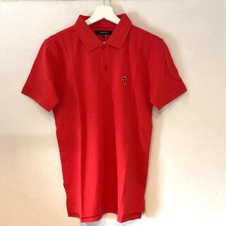トミー(TOMMY)の新品未使用タグ付き【 TOMMY 】半袖ポロシャツ 半額以下(ポロシャツ)