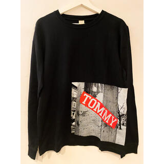 トミー(TOMMY)のおすすめ!【TOMMY】長袖シャツ(Tシャツ/カットソー(七分/長袖))