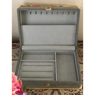ジュエリーボックス 宝石箱 アクセサリーケース (小物入れ)