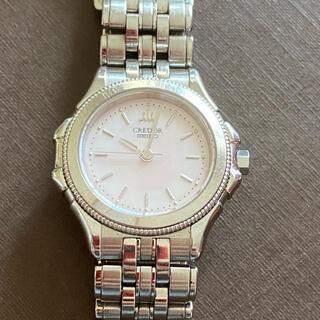 SEIKO - セイコー クレドール レディース 腕時計 18K SS
