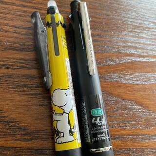 SNOOPY - スヌーピー  フリクション3色ボールペン•ジェットストリーム4&1