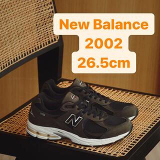 New Balance - NEW BALANCE 2002RB BLACK 26.5cm