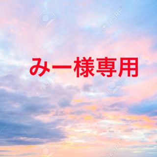 みー様専用ページ
