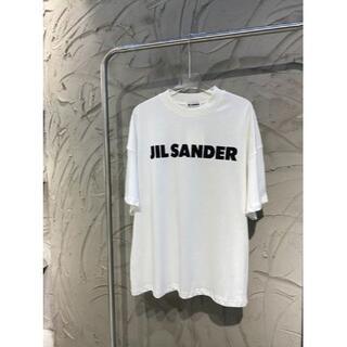 Jil Sander - 極美品 JIL SANDER オーバーサイズ Tシャツ サイズS