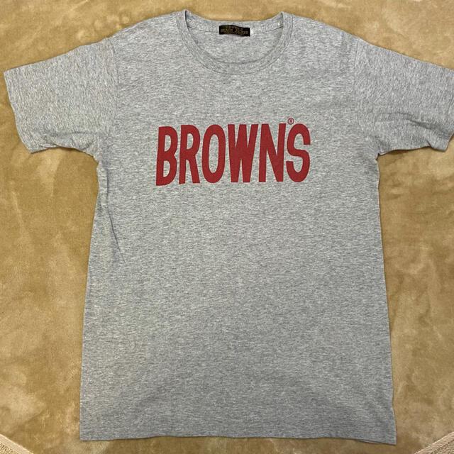 FULLCOUNT(フルカウント)のフルカウント FULLCOUNT ブラウンズビーチ Tシャツ メンズのトップス(Tシャツ/カットソー(半袖/袖なし))の商品写真