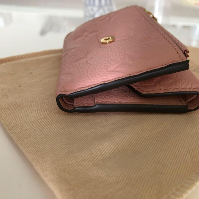 LOUIS VUITTON(ルイヴィトン)のルイヴィトン ポルトフォイユゾエ 三つ折り財布  レディースのファッション小物(財布)の商品写真