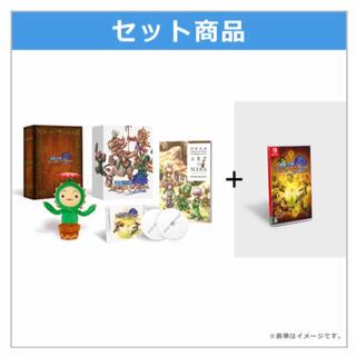 SQUARE ENIX - スイッチ&PS4 聖剣伝説 レジェンド オブ マナ コレクターズ エディション