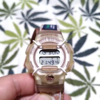 ベビージー(Baby-G)のCASIO Baby-G bg-350 ジーショック マサイマラ(腕時計)
