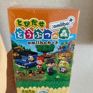 ニンテンドースイッチ(Nintendo Switch)の未開封 シュリンク付 どうぶつの森 box(Box/デッキ/パック)