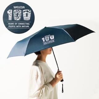 SPRiNG 8月号付録 WELEDA 晴雨兼用 折り畳み傘 スプリング