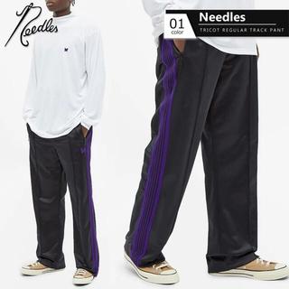 Needles - Needls トラックパンツ 紫