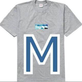 Supreme - Supreme Emilio Pucci Box Logo Blue M