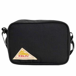 ケルティ(KELTY)のKELTY  ケルティ Black ショルダーバッグ バッグ(ショルダーバッグ)