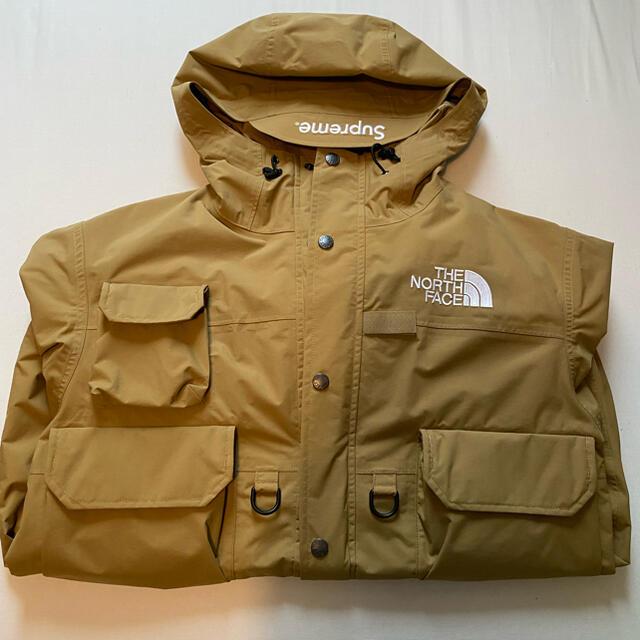 Supreme(シュプリーム)の Supreme The North Face Cargo Jacket  専用 メンズのジャケット/アウター(マウンテンパーカー)の商品写真
