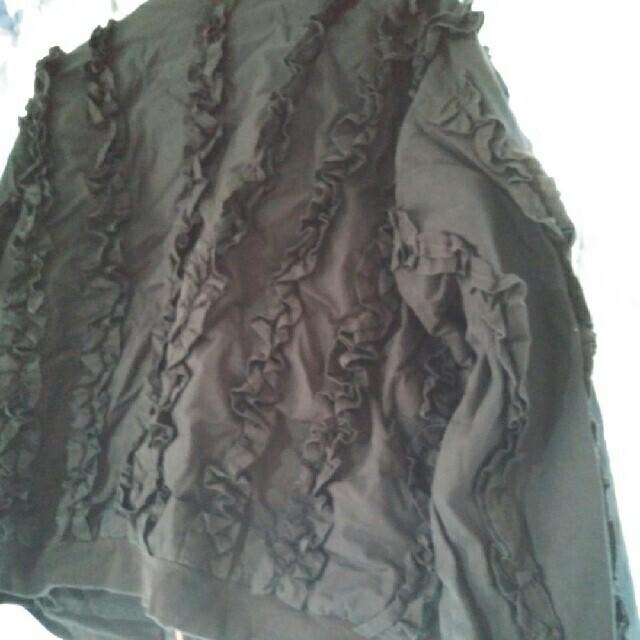 UNDERCOVER(アンダーカバー)の【春服♪】Daniel Palillo オーバーサイズフリルジャケット メンズのジャケット/アウター(その他)の商品写真