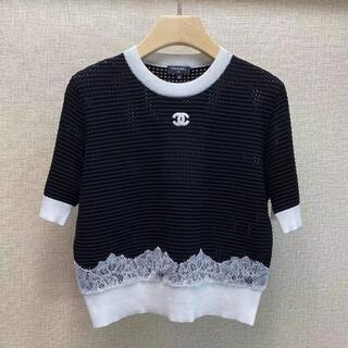 CHANEL - CHANEL CC ロゴ トップス セーター