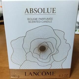 LANCOME - ランコム キャンドル アプソリュ