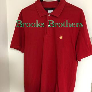 ブルックスブラザース(Brooks Brothers)のブルックスブラザーズ ビックポロシャツスリムフィット ゴールド刺繍(ポロシャツ)