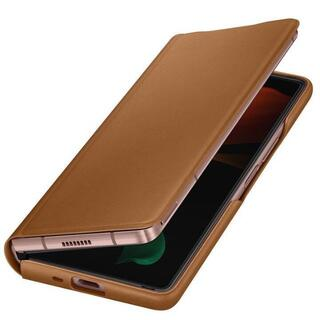 Samsung Galaxy Z fold2 leather flipcover