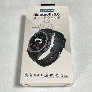 スマートウォッチ F10C Bearoam Bluetooth5.0 未使用品