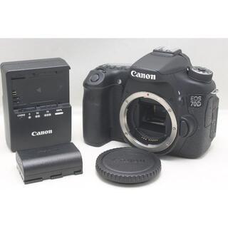 Canon - キヤノン EOS 70D ボディ