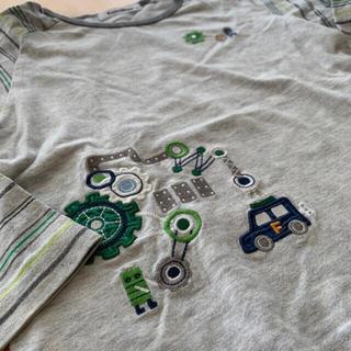 ファミリア(familiar)の【ぽんたやん様専用】familiar 長袖カットソー サイズ120 (Tシャツ/カットソー)