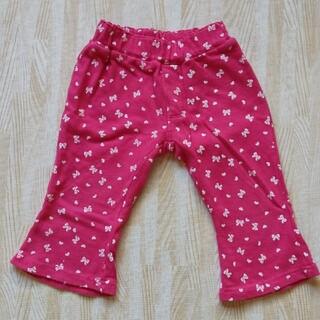 スキップランド(Skip Land)の女の子 スウェット地パンツ 80cm(パンツ)
