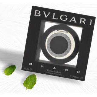 BVLGARI - 【新品未使用】【正規代理店品】 ブルガリ ブラック オードトワレ  40mL