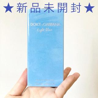 DOLCE&GABBANA - ドルチェ&ガッバーナ ライトブルー ドルガバ ライトブルー 香水